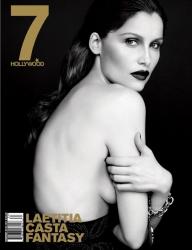 Летиция Каста для журнала 7 HOLLYWOOD, зима 2014