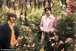 Последняя официальная фотосессия The Beatles