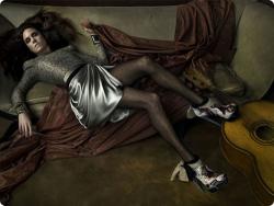 Дженнифер Коннелли для Balenciaga