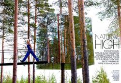 Карли Клосс в фотосессии Патрика Демаршелье для Vogue US, декабрь 2014