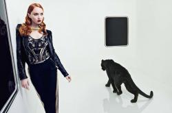 Лили Коул для Vogue Russia
