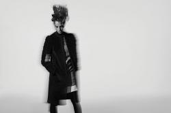 Дарья Вербови в рекламе Joseph