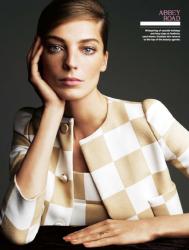 Дарья Вербова для Stylist Magazine
