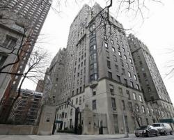 Квартира Умы Турман на Манхэттене