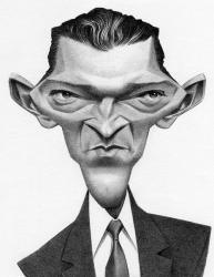 Карикатуры на Венсана Касселя