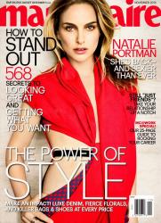 Натали Портман для Marie Claire USA, ноябрь 2013