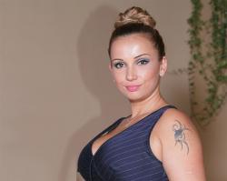 Татуировка Анфисы Чеховой