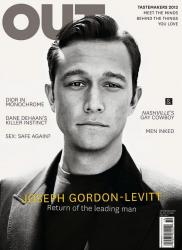 Джозеф Гордон-Левитт для OUT, 2013