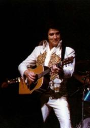 Элвис Пресли. Фотографии 70-х годов