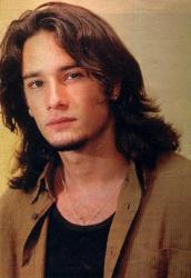 Родриго Санторо в молодости