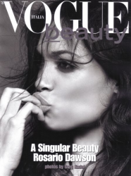 Розарио Доусон в журнале Vogue