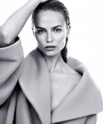 Наташа Поли для Harper's Bazaar US, сентябрь 2014