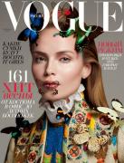Наташа Поли для Vogue Russia, апрель 2015