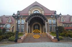 Резиденция Виктора Януковича в Карпатах