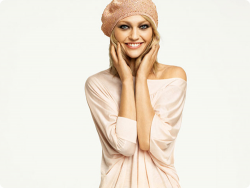 Саша Пивоварова - лицо H&M