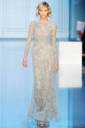 Elie Saab haute couture осень-зима 2011-12