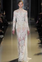 Haute Couture: Эли Сааб весна-лето 2013