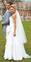 Свадьба Саши Савельевой и Кирилла Сафонова