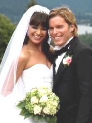 Свадьба Оксаны Федоровой и немца Филиппа Тофта