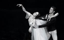 Диана Вишнева на сцене