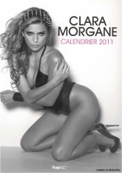 Календарь с Кларой Морган