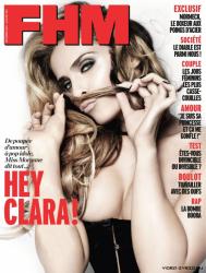 Клара Морган для журнала FHM