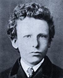 Винсент Ван Гог в детстве и молодости