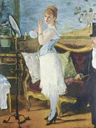 Картины  Эдуарда Мане