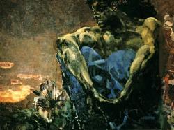 Картины  Михаила Врубеля