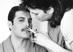 Фредди Меркьюри, 1982 год