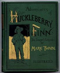 Обложки книг Марка Твена