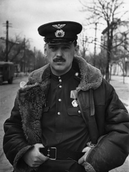 Сергей Михалков в молодости