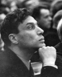 Борис Пастернак на первом съезде Союза писателей СССР, 1934 году