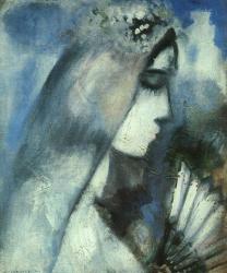 Картины Марка Шагала