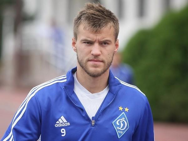 Андрей Ярмоленко: